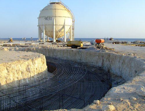 Lavan LPG Extraction & Civil Construction