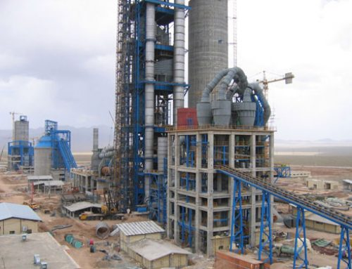 Abyek Cement Co. DCS Systems