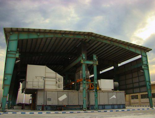 Parsian 15MW Power Plant Fuel Gas System