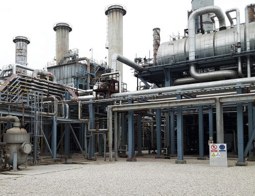 Imam Khomeini Port Petrochemical Complex: Boilers 6 and 7 DCS and BMS Systems