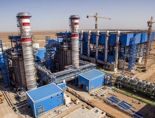 Chadormalu Steel Factory Material Handling Control System
