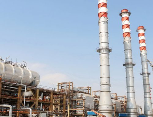 Persian Gulf Star Refinery Electrical Equipment