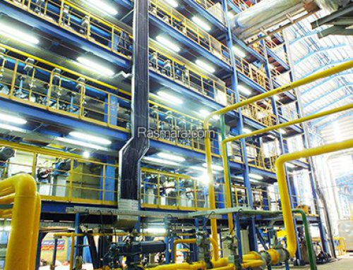Taraz Co. Piping and Mechanical Equipment Installation