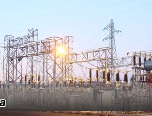 Hmisho Steel 63/20 KV Electrical Substation