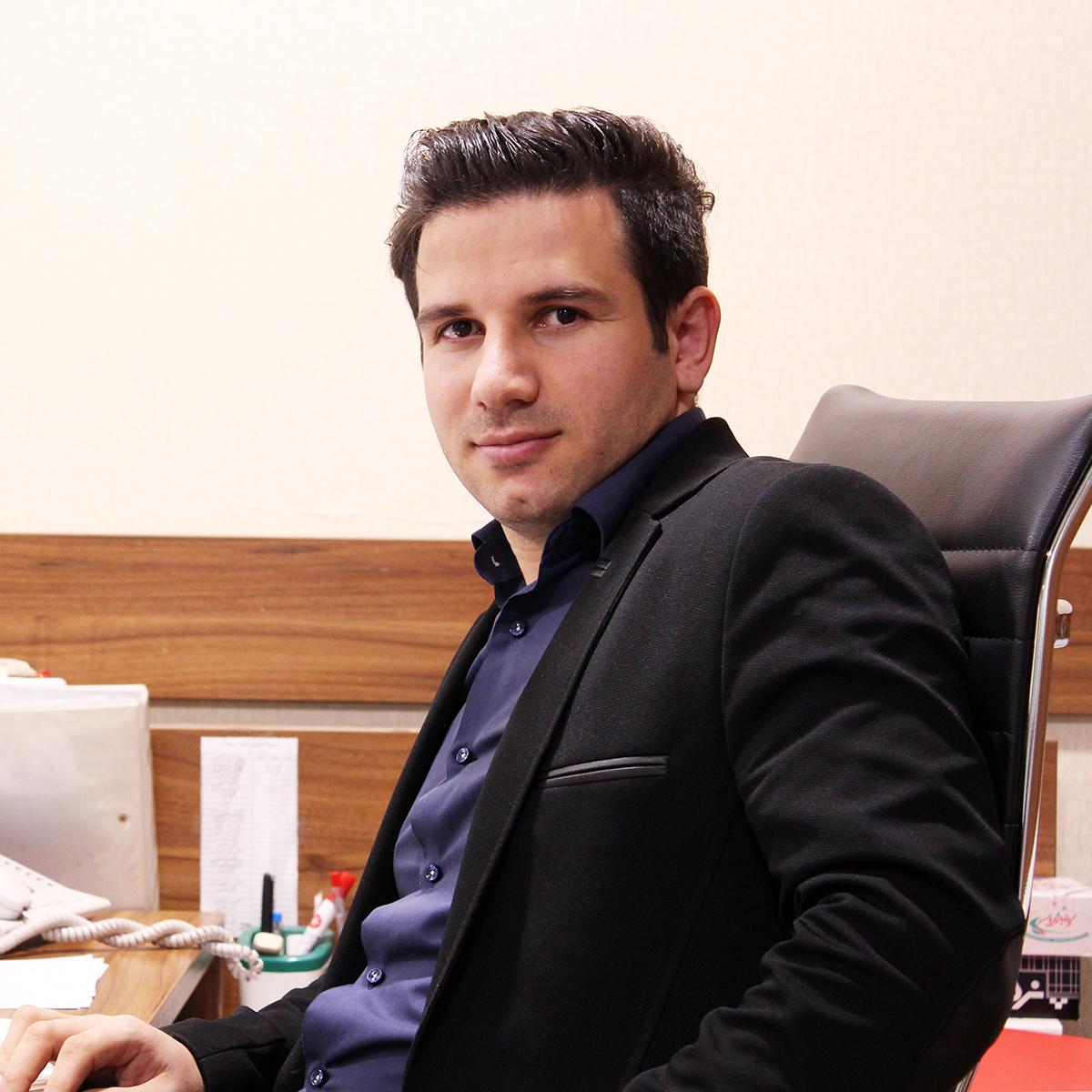 Saeed Ahmadzadeh