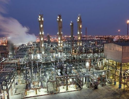 Main Substation of Abadan Refinery